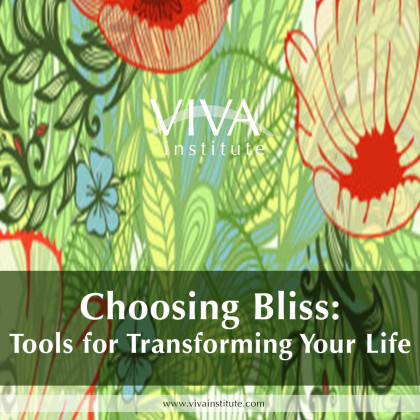 Choosing Bliss self study course by Leigh Hopkins, Viva Institute