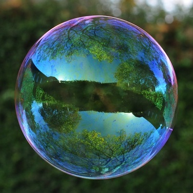 "Bubble Up!"" Easy Tips for Empaths 